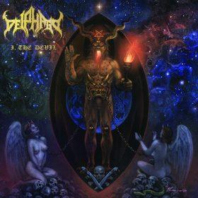 """DEIPHAGO: Neues Album """"I, The Devil"""" zum 30-Jahr-Jubiläum"""