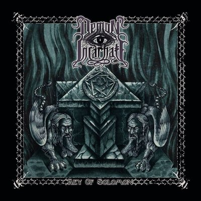 "DEMON INCARNATE: weiterer Track vom ""Key of Solomon"" Album"
