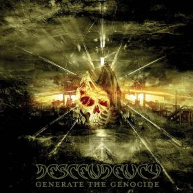 "DESCENDENCY: Labeldeal für ""Generate The Genocide"" Album"