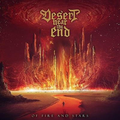 "DESERT NEAR THE END: kündigen ""Of Fire and Stars"" Album an"
