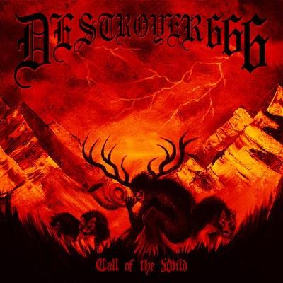 """DESTRÖYER 666: kündigen """"Call of the Wild""""-EP an"""