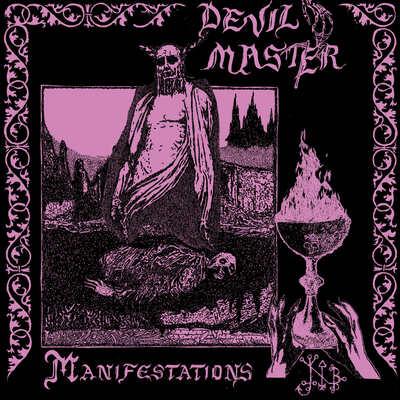 """DEVIL MASTER: Labeldeal bei Relapse für """"Manifestations"""" EP"""
