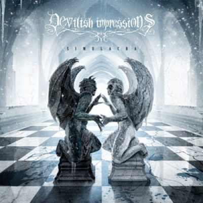 DEVILISH IMPRESSION: neues Album ´Simulacra´