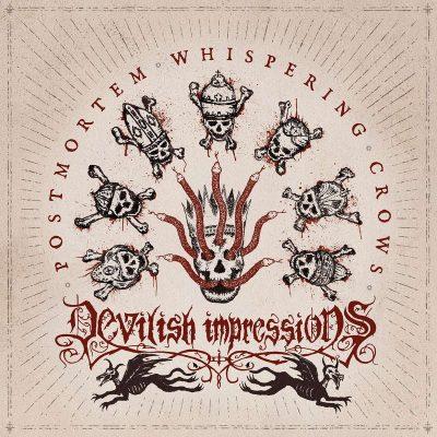 """DEVILISH IMPRESSIONS: zweiter Track von neuer EP """"Postmortem Whispering Crows"""""""
