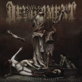 "DEVOURMENT: Neues Brutal Death Album ""Obscene Majesty"""