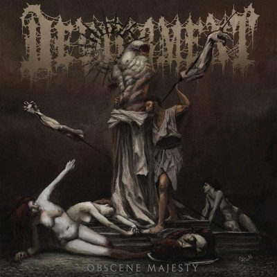 "DEVOURMENT: weiterer Song von ""Obscene Majesty"""