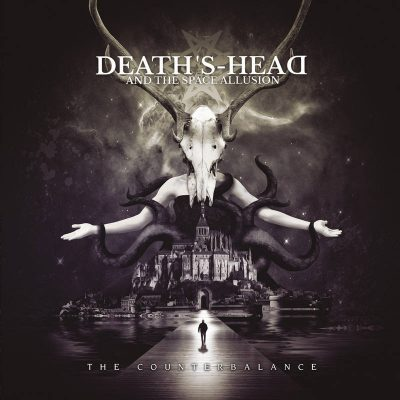 "DEATH´S-HEAD AND THE SPACE ALLUSION: kündigen ""The Counterbalance"" Album an"