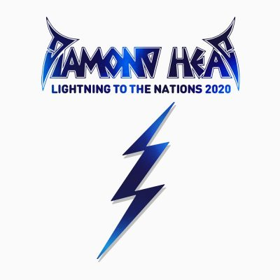 """DIAMOND HEAD: Re-Recording des Klassikers """"Lightning To The Nations"""""""