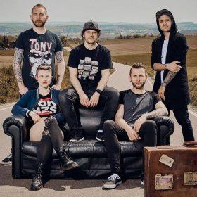 """DIE GRÜNE WELLE: Lyric-Video vom Punk / Ska Album """"Wirf dein Leben weg!"""""""