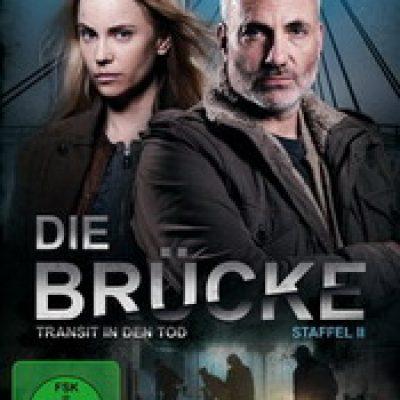 DIE BRÜCKE – Transit in den Tod – Staffel 2 [5DVD]