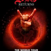 DIO: DIO Returns – Hologramm Tour