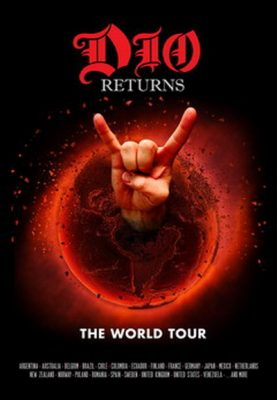 DIO: DIO Returns – Hologramm Tour