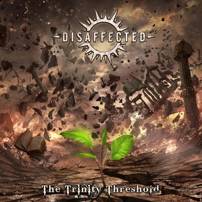"DISAFFECTED: Stream vom ""The Trinity Threshold""-Album"