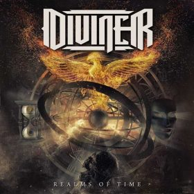 "DIVINER: weiteres Lyric-Video vom ""Realms of Time"" Album"