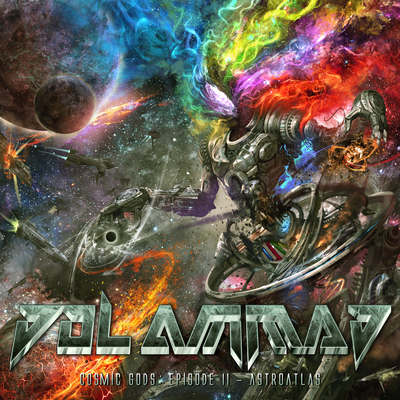 "DOL AMMAD: Track vom ""Cosmic Gods: Episode II – Astroatlas"" Album"