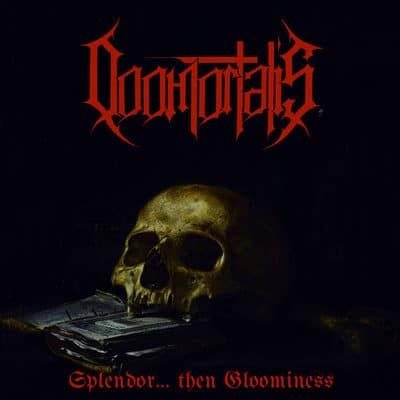 "DOOMORTALIS: streamen ""Splendor… Then Gloominess""-Album"