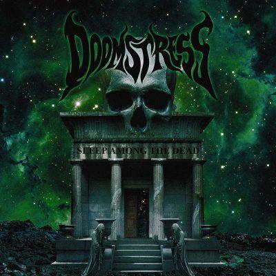 "DOOMSTRESS: weiterer Track vom ""Sleep Among the Dead"" Album"