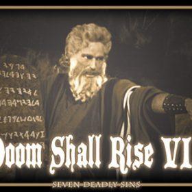 DOOM SHALL RISE VII: Das Doom Metal-Festival geht in die siebte Runde!