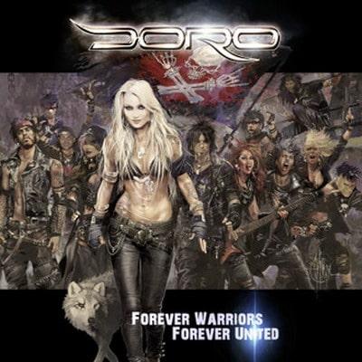 DORO: Forever Warriors, Forever United [2CD]