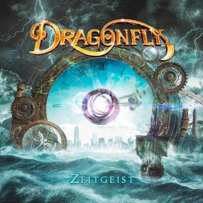 "DRAGONFLY: Neues Heavy / Power Metal Album ""Zeitgeist"" aus Spanien"