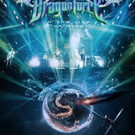 DRAGONFORCE: In The Line Of Fire [DVD/CD]