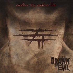 "DRAWN BY EVIL: Lyric-Video vom neuen Album ""Another Sin, Another Life"""