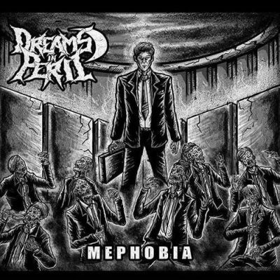 "DREAMS IN PERIL: Video-Clip vom neuen Deathcore Album ""MePhobia"""