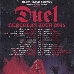 DUEL: Tour 2017