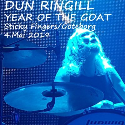 "DUN RINGILL: Release-Show zu ""Welcome"" im STICKY FINGERS, Göteborg, 4. Mai 2019"