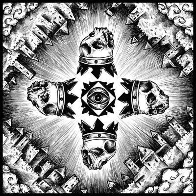 """DUNKELNACHT: weiterer Track vom """"Empires of Mediocracy"""" Album"""