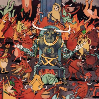"DANCE GAVIN DANCE: Video ""Three Wishes"" vom neuen Album ""Afterburner"""