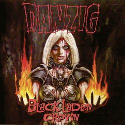 DANZIG: Black Laden Crown