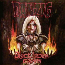 DANZIG: Black Laden Crown