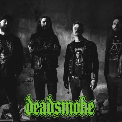DEADSMOKE: Herbsttour 2017