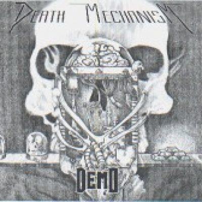 DEATH MECHANISM: Demo (Eigenproduktion)