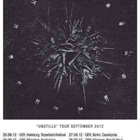 DER WEG EINER FREIHEIT und WALDGEFLÜSTER am 24. September 2012 im Backstage, München