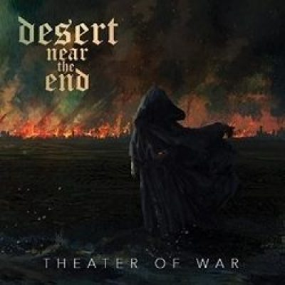 "DESERT NEAR THE END: Video-Clip zu ""Point Of No Return"""