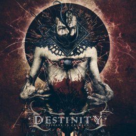 DESTINITY: Resolve In Crimson