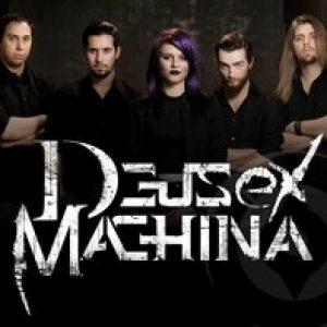 DEUS EX MACHINA: Neuer Gitarrist