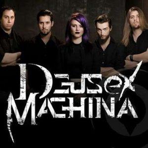 """DEUS EX MACHINA: kündigen Album """"A New World to Come"""" an"""