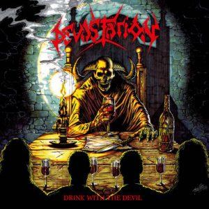 DEVASTATIÖN: Drink With The Devil [EP]