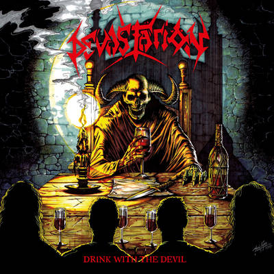 DEVASTATIÖN: Drink With The Devil [EP]