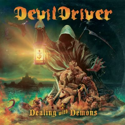 "DEVILDRIVER: dritter Song vom neuen Album ""Dealing With Demons I"""