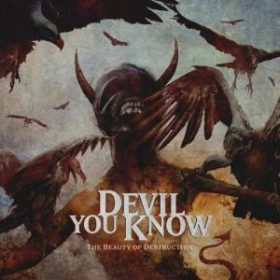"DEVIL YOU KNOW: Video-Clip zu ""As Bright As The Darkness"""
