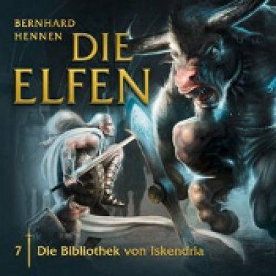 DIE ELFEN: Folge 7 – Die Bibliothek von Iskendria [Hörspiel]