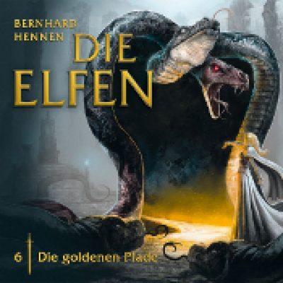DIE ELFEN: Folge 6 – Die goldenen Pfade [Hörspiel]