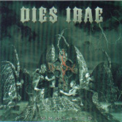 DIES IRAE: Immolated