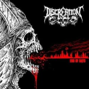 "DISCREATION: Titeltrack von ""End Of Days"" online"