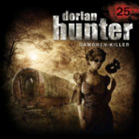 DORIAN HUNTER: Folge 25.1 – 25.4 – Die Masken des Dr. Faustus [Hörspiel]