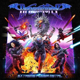 "DRAGONFORCE: erster Song vom neuen Album ""Extreme Power Metal"""